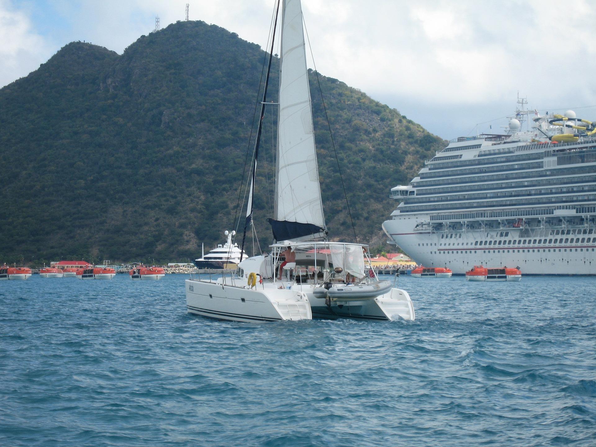 les catamarans