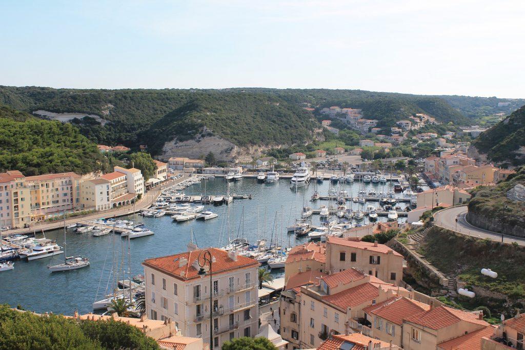 croisière en Corse